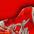 Coca-cola Can Crush Red by Tony Rubino
