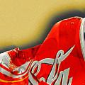 Coca-cola Can Crush Gold by Tony Rubino