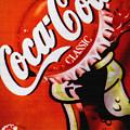 Coca Cola Classic by Bob Orsillo