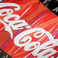 Coca Cola Fan Art by Lisa Stanley