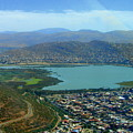 Cochabamba Lake by Lew Davis