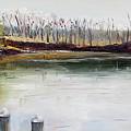 Cocheco Bend by Susan E Hanna