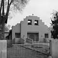 Cochiti Church by Rob Hans