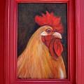 Cock A Doodle Doo by Susan Dehlinger