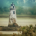 Cockspur Island Light by Dawn Gari