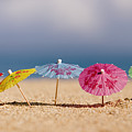 Cocktails In The Sand by Ron Dahlquist - Printscapes