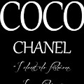 Coco Chanel Quote by Dan Sproul