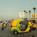 Coco Taxi's  by Rob Hawkins