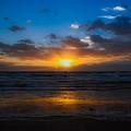 Cocoa Beach Sunrise 5 by DeSantis Digital Works