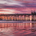 Cocoa Pier Sunrise by James McGinley