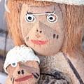 Coconut Family by Carol Groenen