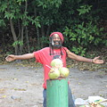 Coconut Man by Lemuel