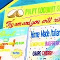 Coconut Shakes by Beth Saffer