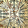 Codex Fej�rv�ry-mayer, 15th Century by Photo Researchers