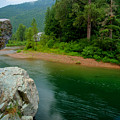 Coeur D'alene River by Idaho Scenic Images Linda Lantzy