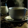 Coffee And Cream by Deborah Klubertanz