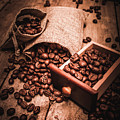Coffee Bean Art by Jorgo Photography - Wall Art Gallery