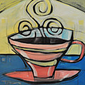 coffee cup four by Tim Nyberg