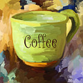 Coffee Cup by Jai Johnson
