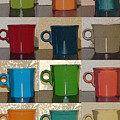 Coffee Cups by Anissia Hedrick