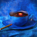 Coffee For Mister Klein by Floriana Barbu
