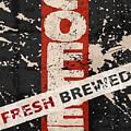 Coffee Fresh Brewed by Marilu Windvand