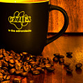Coffee From Ozzie's Coffee Bar by David Patterson
