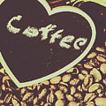Coffee Heart by Jorgo Photography - Wall Art Gallery