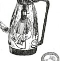 Coffee Pot by Tobey Anderson