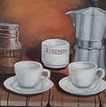 Coffee Set by Mario Palma