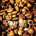 Coffee Shop Companions  by Jorgo Photography - Wall Art Gallery