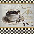 Coffee Shoppe 1 by Debbie DeWitt