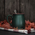 Coffee, Tea And Autumn by Kim Hojnacki