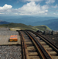 Cog Railway Stop by Lawrence Boothby