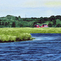 Cohansey River by Barry Levy