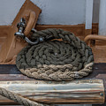 Coiled Rope by Dale Powell