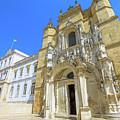 Coimbra Historic City by Benny Marty