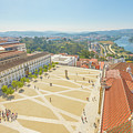 Coimbra University Aerial by Benny Marty