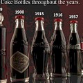 Coke Through Time by George Pedro