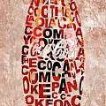 Coke Typography by Daniel Janda