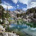 Colby Lake Outlet - Sierra by Bruce Lemons