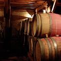 Colchagua Valley Wine Barrels II by Brett Winn
