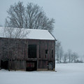 Cold Barn by David Arment