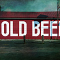 Cold Beer by Terry Rowe