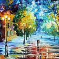 Cold Emotions by Leonid Afremov