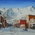 Cold Montain by Janos Szatmari