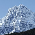 Cold Mountain- Banff National Park by Tiffany Vest