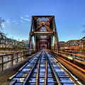 Cold Steel The Bridges Of Memphis Tn Art by Reid Callaway