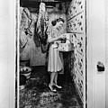 Cold Storage Room, C1940 by Granger