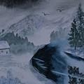 Cold Stream 2 by Warren Thompson